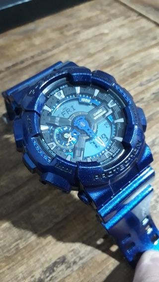 Relógio Casio Gshock Ga110 Raro Modelo.