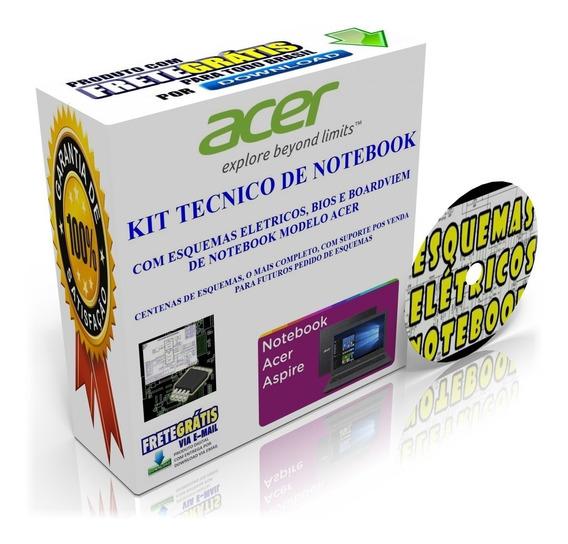 Kit Tecnico Not Acer, Esquemas, Bios, Boardview Frete Grátis