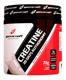Creatine 20 Days Autonomy 70g - Body Action