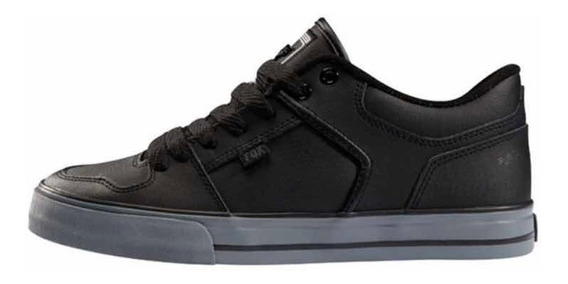 Tenis Fox Racing Shoes Ambush Black Charcoal