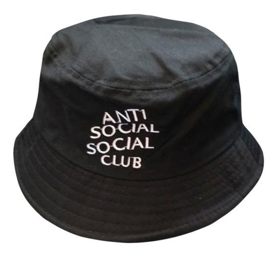 Piluso Anti Social Social Club - Bordada