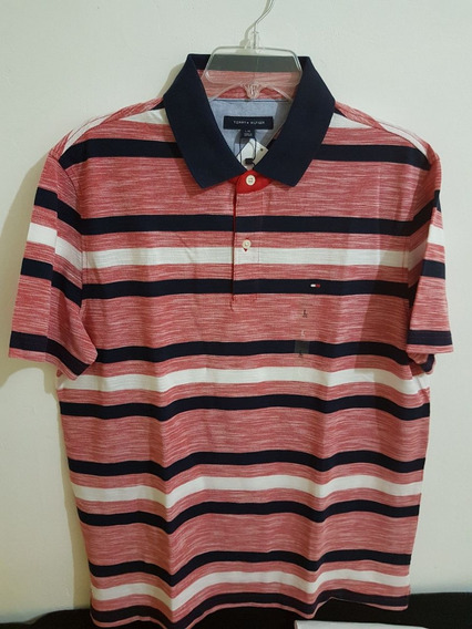 Playeras Tipo Polo Tommy Hilfiguer 100% Originales