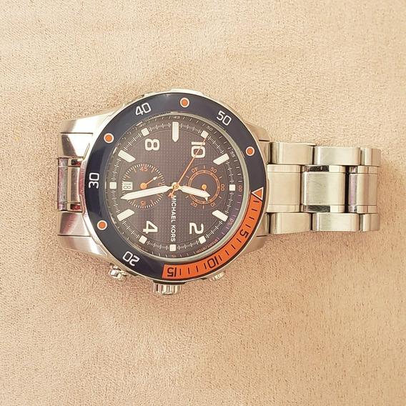 Reloj Análogo Cuarzo Michael Kors Usado