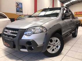 Fiat Strada 1.8 Adventure Locker Ce 2010 Kingcar Multimarcas