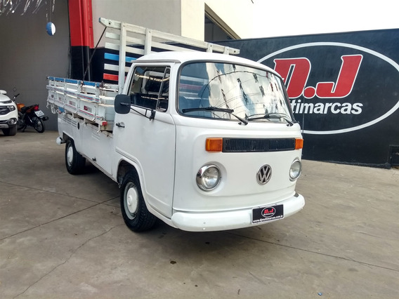 Volkswagen Kombi 1.6 Std 8v Gasolina 3p Manual