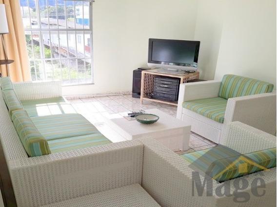 Apartamento Com Lazer Completo A Venda Na Praia Da Enseada- Ref. 3908 - 3908