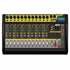 Mesa Skp Amplificada Vz-120 Ii - Mp3/usb/bt 500 Wrms Ms0056