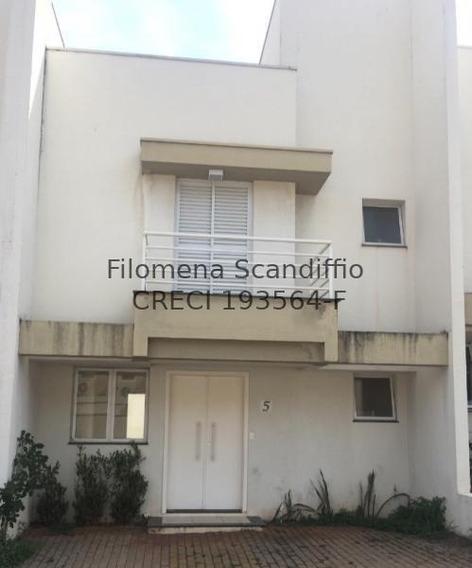 Casa Com 3 Dorms Em Campinas - Fazenda Santa Cândida Por 550 - 40