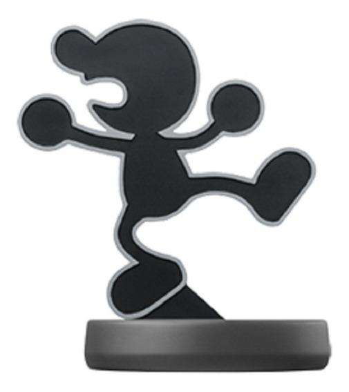 Amiibo Mr Game & Watch - Super Smash Bros - Pronta Entrega