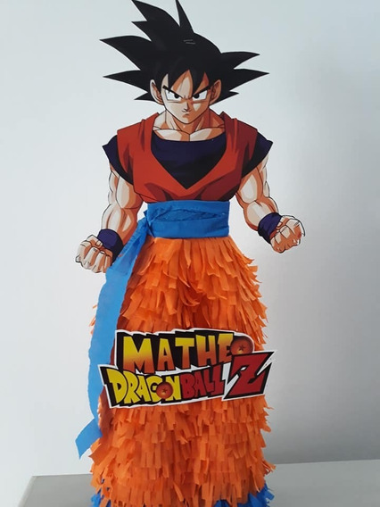 Piñata Dragon Ball Z Goku