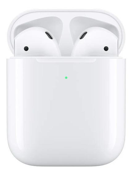 Fone Ouvido Apple Original AirPods 2 Carreg.s/fio 12x S/juro