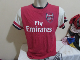 Camisa Do Arsenal Licenciada