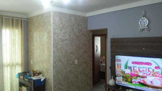 Apto Com 2 Dormitórios (1 Suíte) Garagem Coletiva - Macuco