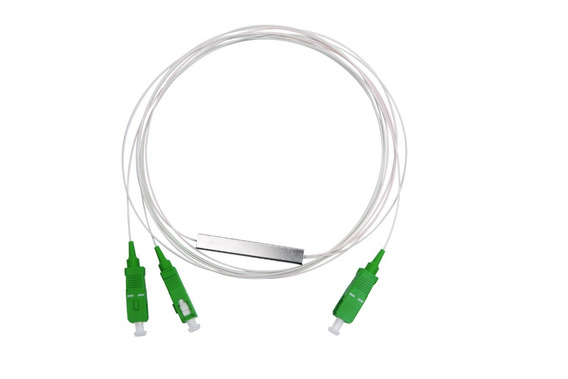 Splitter 1x2 Óptico Conectorizado Sc/apc-balance 03 Unidades