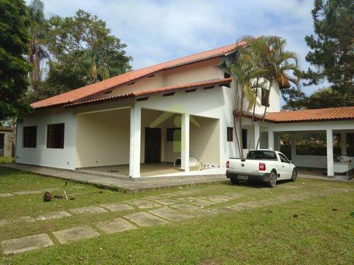 Chácara Com 3 Dorms, Jardim Valflor, Embu-guaçu - R$ 950 Mil, Cod: 1557 - V1557