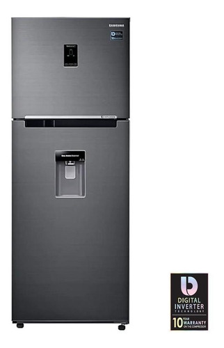 Imagen 1 de 12 de Nevera Samsung 394ltr No Frost Con Fabricador De Hielo Auto