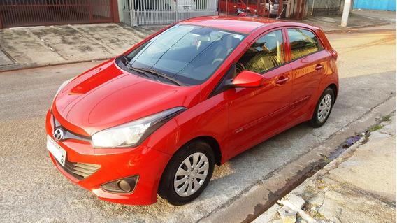 Hyundai, Hb20,1.0,comfort,flex,4p,manual,14/14,vermelho