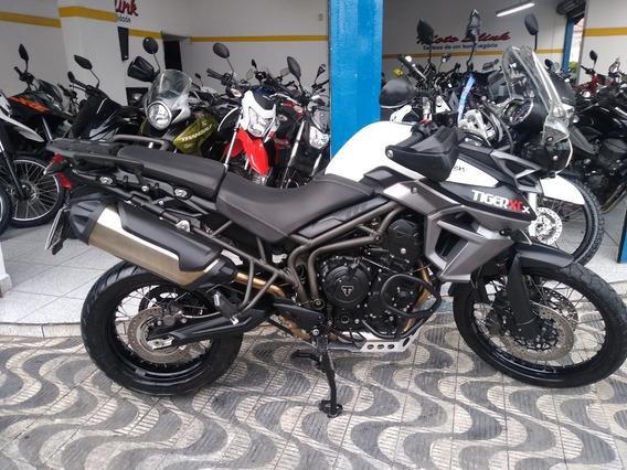 Triumph Tiger 800 Xcx 2017 Moto Slink