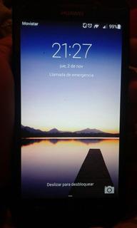 Celular Huawei G620s Memoria De Regalo De 8gb Y Cargador