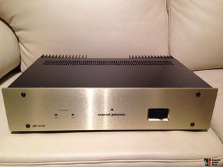 Amplificador De Audio Conrad-johnson Mf-2100