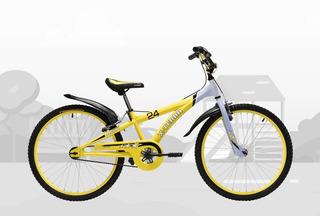 Bicicleta X-terra Aerostar Rodado 24 - Racer Bikes