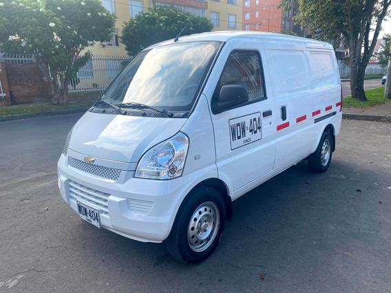 Chevrolet N300 Cargo Aa Mt1200cc Blanco Luna