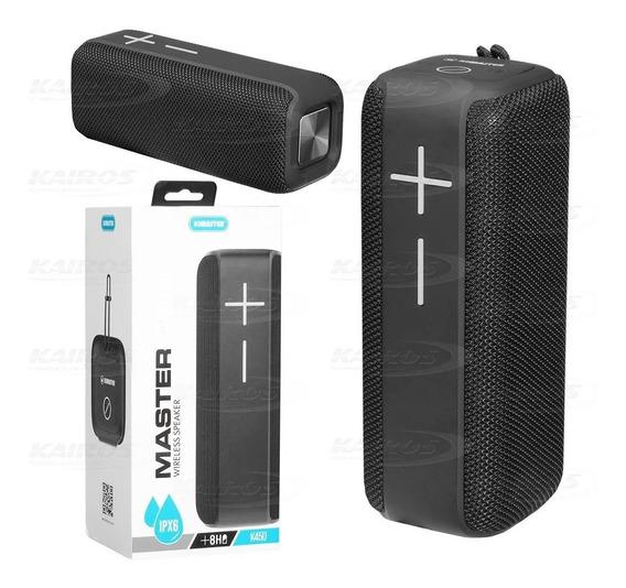 Caixa De Som Bluetooth K450 Kimaster