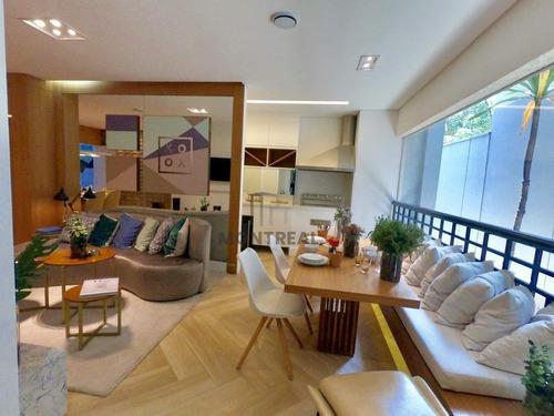 Apartamento À Venda, 128 M² Por R$ 1.031.016,00 - Vila Andrade - São Paulo/sp - Ap0730