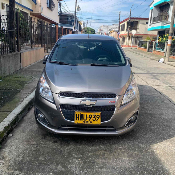 Chevrolet Spark Gt Rs