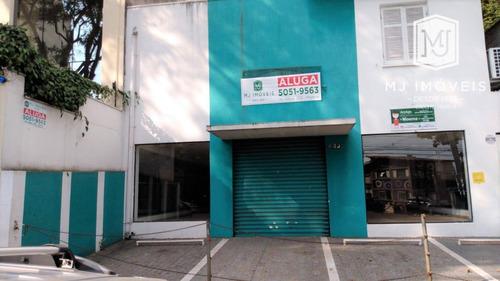 Imagem 1 de 7 de Loja Para Alugar, 404 M² Por R$ 15.000,00/mês - Paraíso - São Paulo/sp - Lo0017