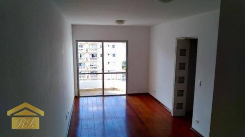 Imagem 1 de 23 de Apartamento Com 2 Dormitórios À Venda, 68 M² Por R$ 560.000,00 - Campo Belo - São Paulo/sp - Ap1675