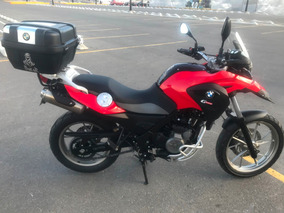 Moto Bmw G650gs Roja Modelo 2013