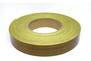Fita Teflon P/ Seladoras Com Adesivo 25 X 30metros