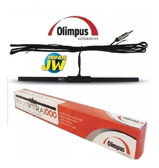 Filtro Antena Electrónica Universal Para Parabrisas Am/fm