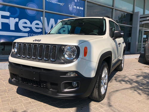 Jeep Renegade Sport At 2021 Ultimas Unidades Entrega Inmdiat