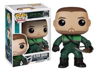 Funko Pop Arrow Art 206 Oliver Queen