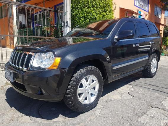 Grand Cherokee 5.7 Lts Limited Premium Hemi 2010