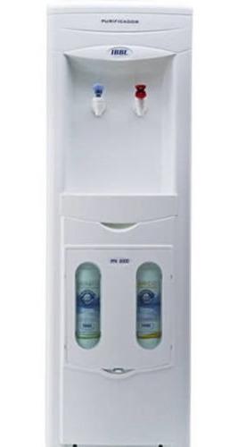 Dispensador De Agua, Fría O Caliente Ibbl