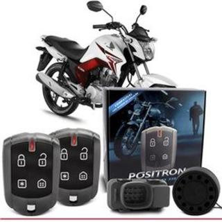 Alarme De Moto Fx G7 - Honda Cg 150/ 125 2009/2013 - Positro