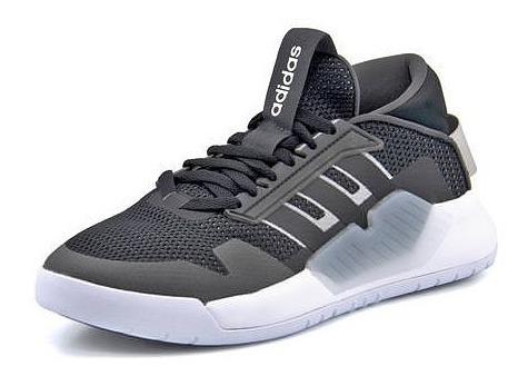 Tenis adidas Bball90s Negro/gris Ef0609
