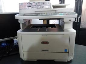 Impressora Multifuncional Oki Mb491+ Laser