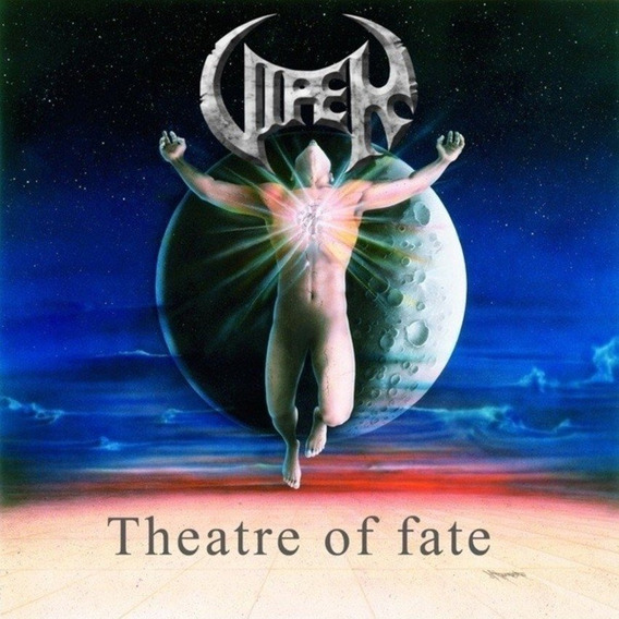Cd Viper Theatre Of Fate (digipack)