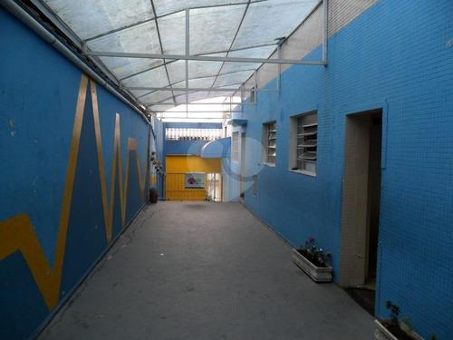 Imagem 1 de 25 de Sobrado Comercial A Venda Na Casa Verde - Próx. Av. Casa Verde - Reo170250