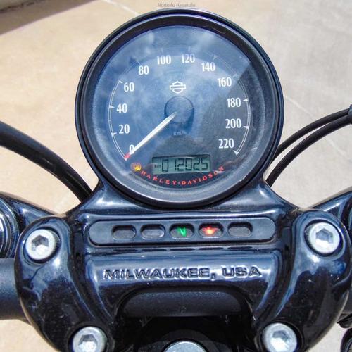 Harley Davidson - Sportster - Forty Eigth