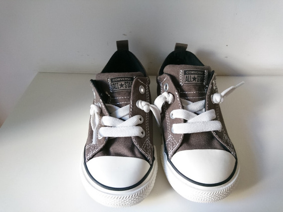 Zapatillas Converse All Star Chuck Taylor Kids De Niño T 25