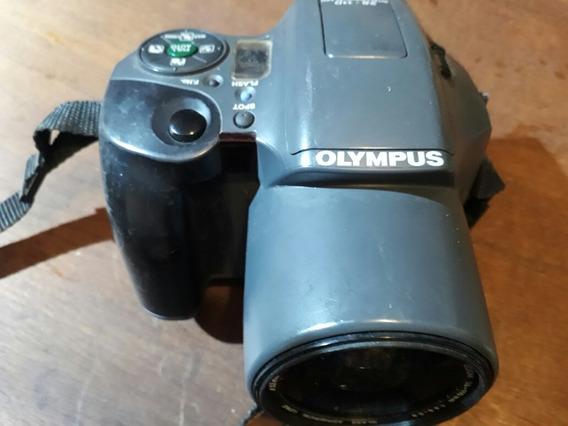 Câmera Olympus Is-10 Com Zoom 4x 28-110mm