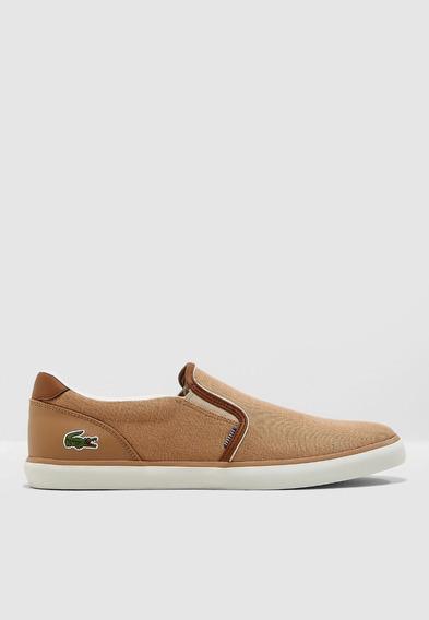 Teni Hombre Zapatilla Lacoste Jouer 100% Original Zapato