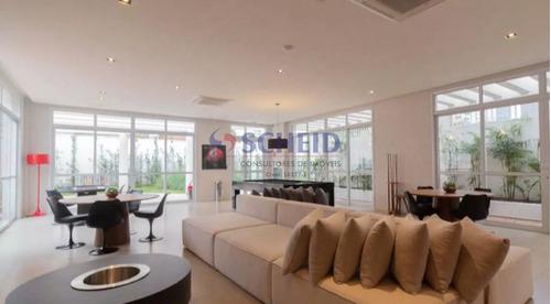 Imagem 1 de 15 de Apartamento De Luxo Em Pinheiros  - Mr74663