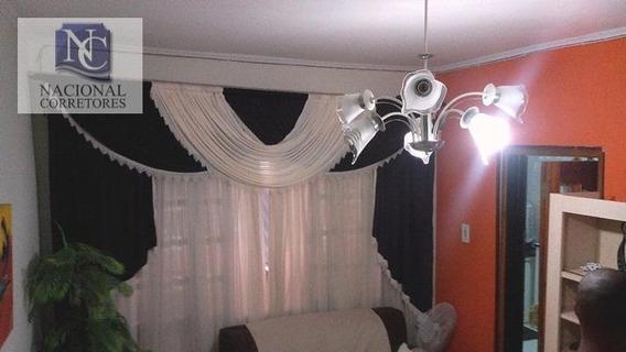 Sobrado Com 2 Dormitórios À Venda, 100 M² Por R$ 290.000 - Jardim Utinga - Santo André/sp - So1580