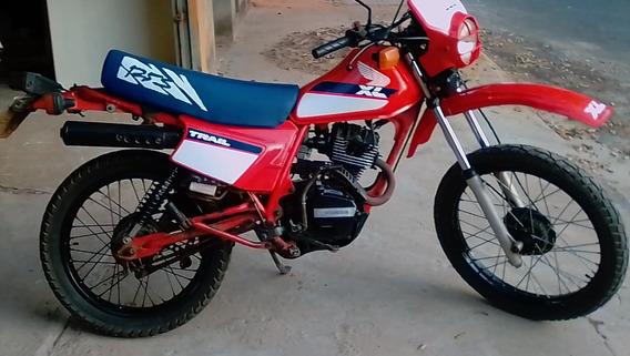 Honda Honda Xl 125